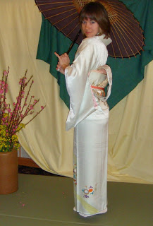 Turning Japanese, or The Annual Kimono Luncheon