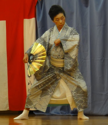 Japanese Fan Dance and the Art of Graceful Aging