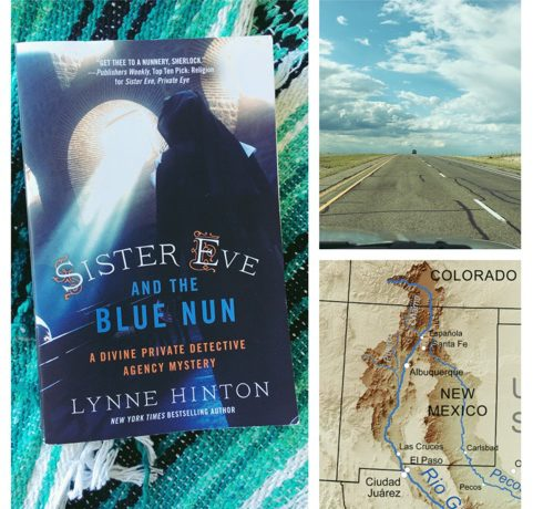 "Lynne Hinton's ""Sister Eve and the Blue Nun"""