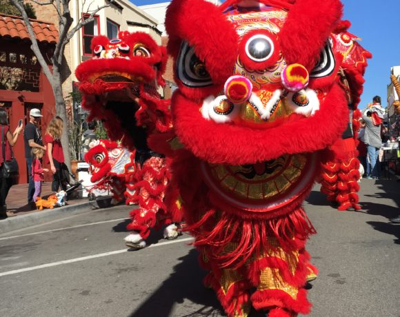 Lunar New Year San Diego!